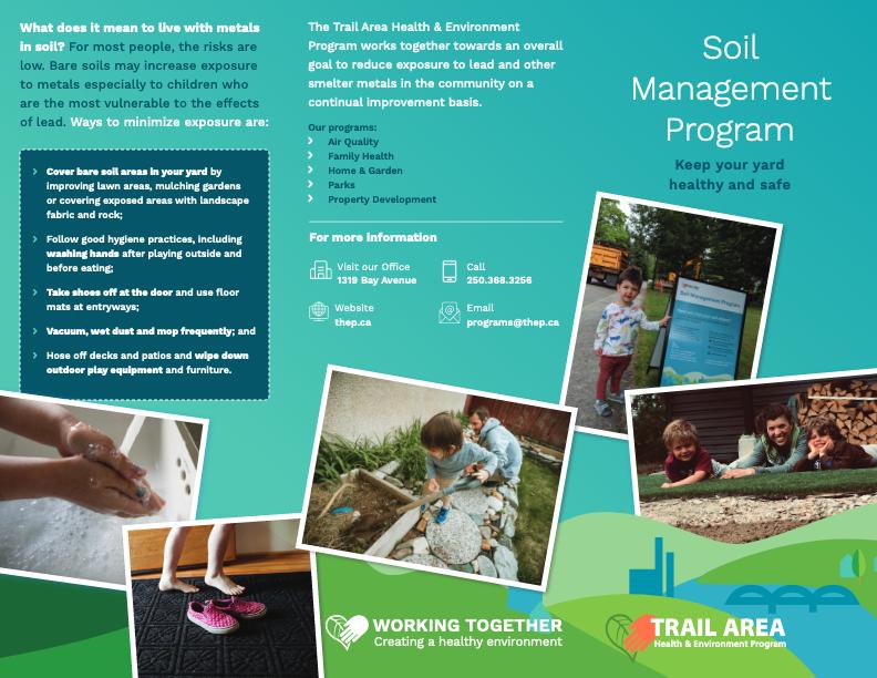 THEP Soil Management Brochure